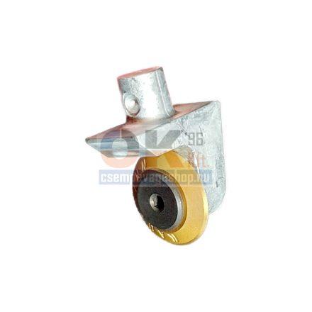 Kaufmann Topline PRO csempevágó, egyoldalas keréktartó+kerék+tengely    (1043801)