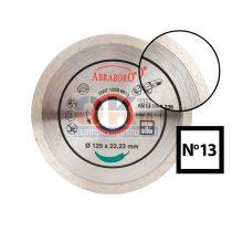 Univerzális gyémánttárcsa D115×22,2 mm építőipari használat, csempe burkolólap 6db (711500613)