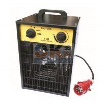 Bautool elektromos hőlégfúvó 5kW/400V (bifh0250h)