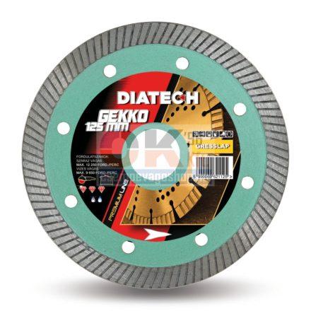 Diatech gyémánttárcsa GEKKO csempe, greslap, járólap vágására  30/25,4×150mm (gk150)
