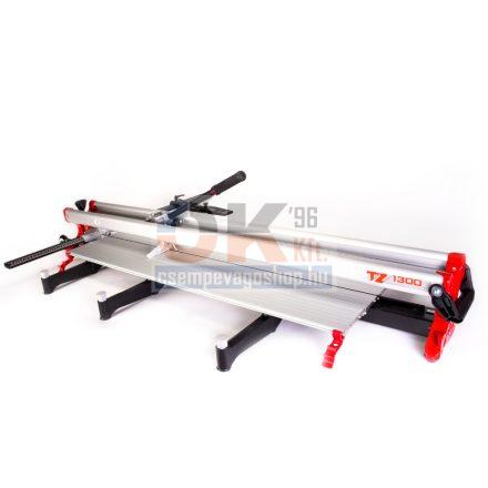 Rubi csempevágó  130cm TZ-1300 dupla erősített vezetősín, állítható vonalzó, tolós kar+táska (ru17953)
