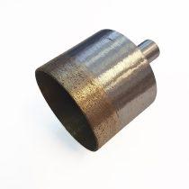 SKT gyémántfúró, vékony szegmenses gyémánt lyukfúró fúrógép, vizes 45 mm (skt213045)