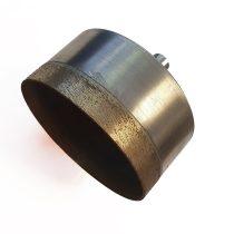 SKTvékony szegmenses gyémánt lyukfúró sarokcsiszolóra száraz / vizes 75 mm (skt213075)