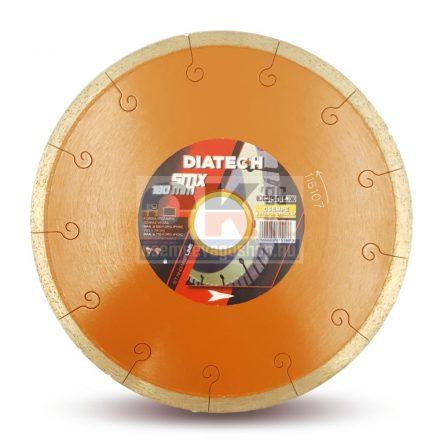 Diatech gyémánttárcsa SMX csempe, greslap, járólap vágására  30/25,4×180mm (smx180)
