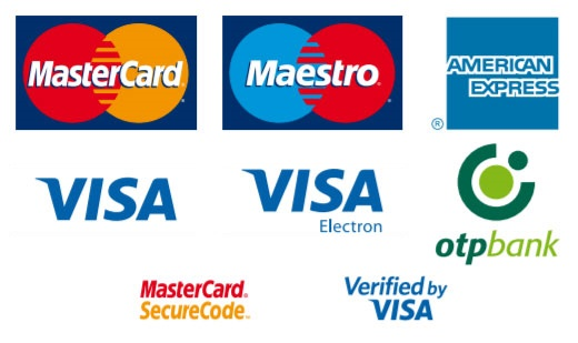 Bankkártyás fizetés az üzletben!